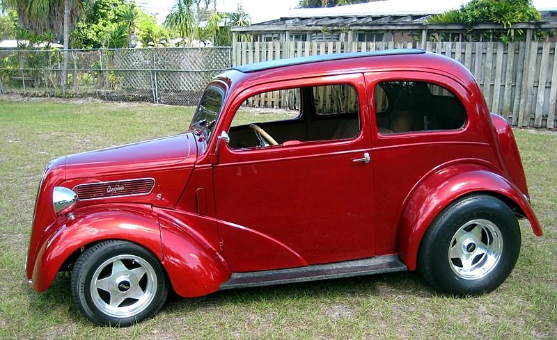 1949 Anglia Show Car
