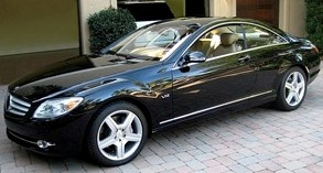 2008 Mercedes Benz CL600