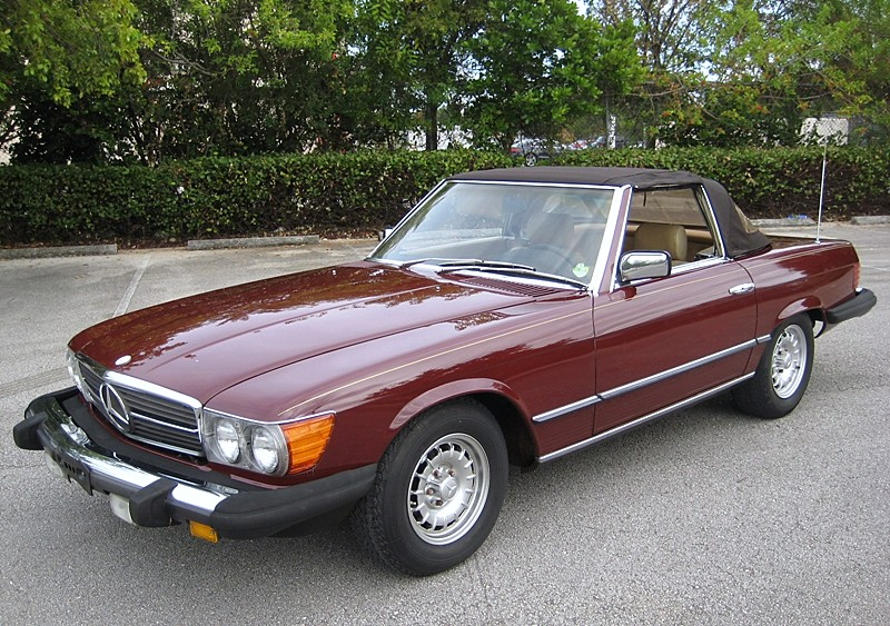 1981 380SL