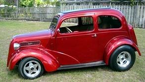 1949 Anglia English Ford Hot Rod