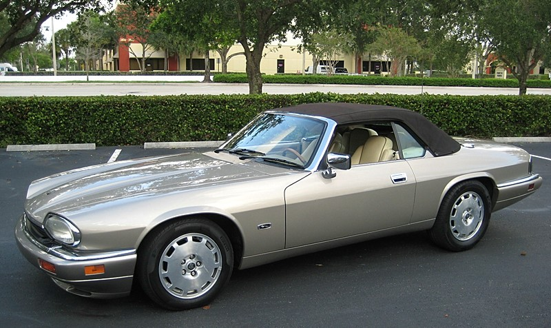 1996 Jaguar XJS Roadster