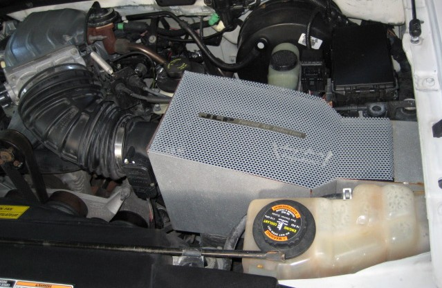 Johnny Lightning Performance Forced Cold Air Induction