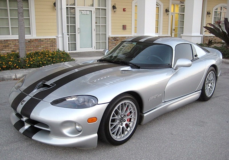 1999 Supercharged Viper GTS